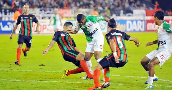 Raja RCA vs FAR Rabat en direct live sur BeIN sports Botola Pro ...