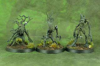 Malifaux Waldgeists / Dryads