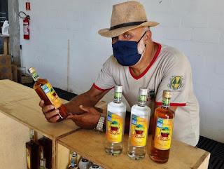 Cachaça Abaíra é premiada na 11ª Feira Baiana da Agricultura Familiar