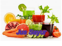 Aneka Jus Sayur yang Baik Bagi Kesehatan
