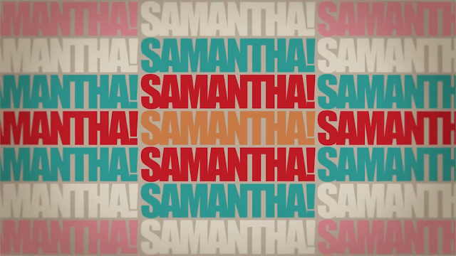 Controle Remotor: Samantha!