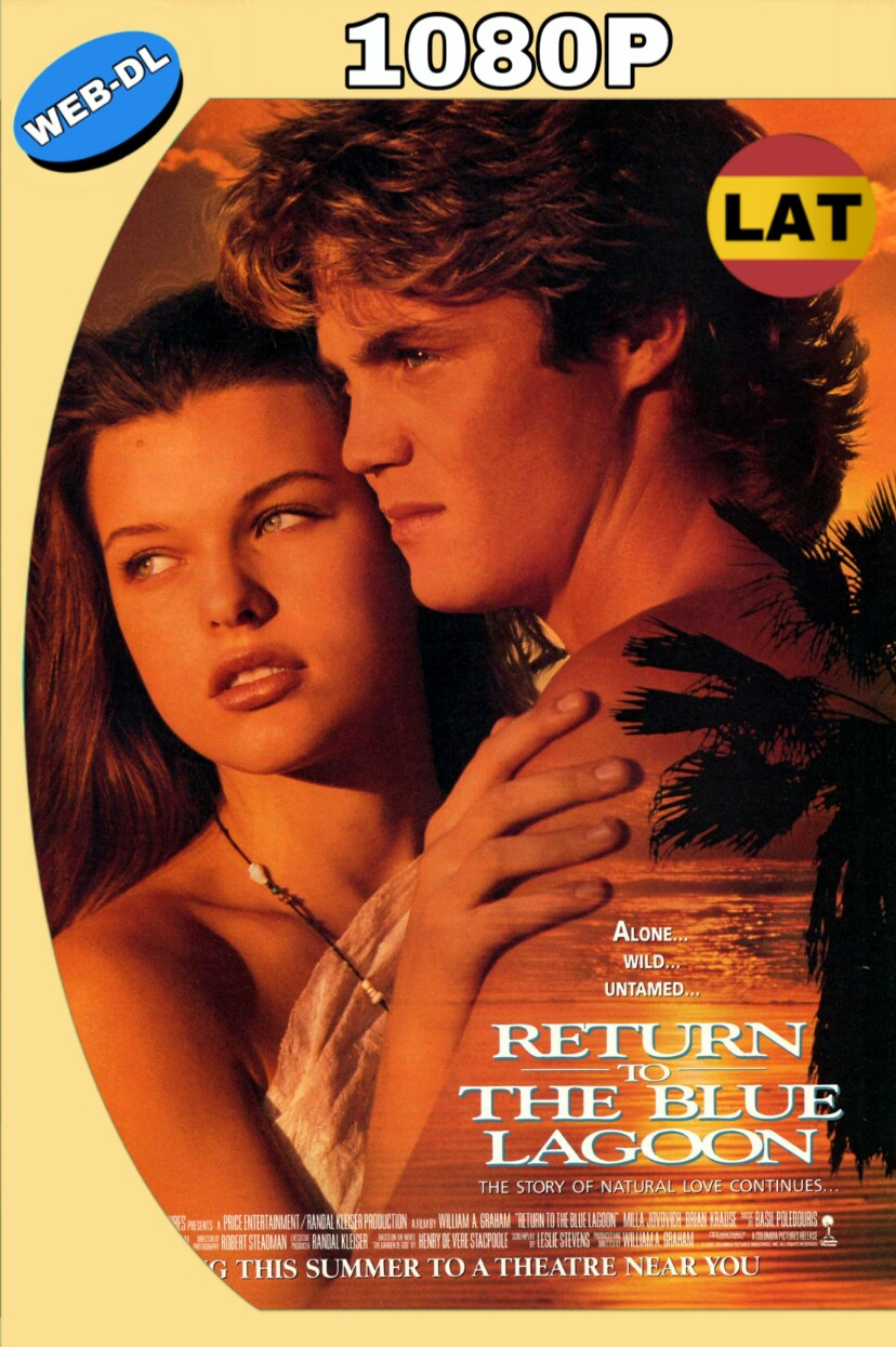 REGRESO AL LAGO AZUL (1991) AMZN WEB-DL 1080P LATINO-INGLES MKV
