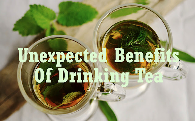 Tea has the effect of reducing the risk of cardiovascular disease