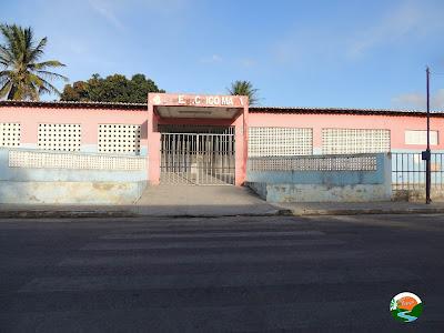 Escola Chicó Maria em reforma