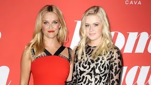 Actress Reese Witherspoon  releases photos of her Oscar-winning mother.