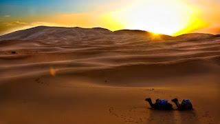 kisah Hajar yang di tinggalkan Ibrahim