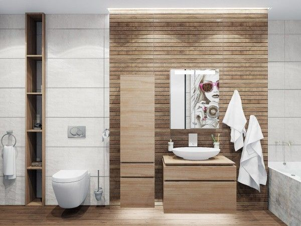 Luxurious Bathroom Design