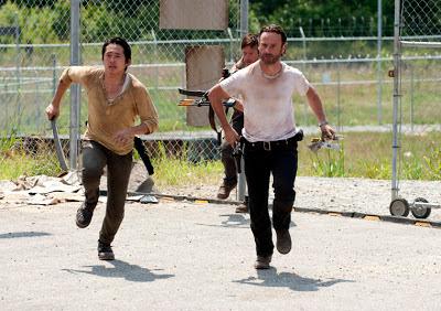 The Walking Dead 3x04: Dentro e fuori (questa sera)