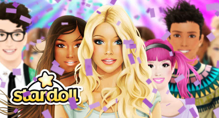 Popular Dress-up Games Like Stardoll