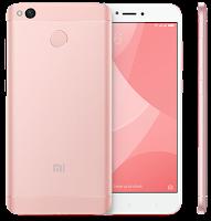 Redmi 4x Sakura Pink