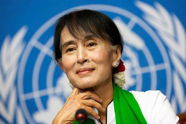 Seruan Global, 400 Ribu Orang Minta Nobel Perdamaian Suu Kyi Ditarik