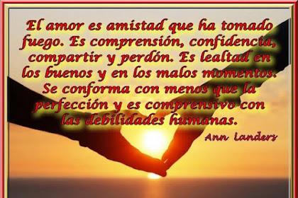 Imagenes Con Frases D Amor Y Amistad