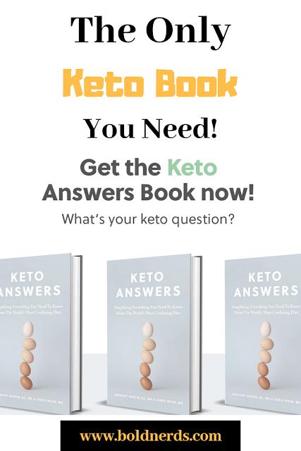 Keto Answers Book