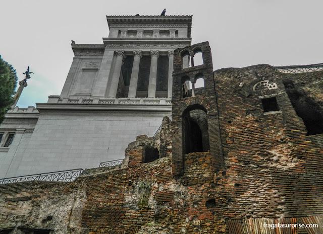 Ínsula romana de Aracoeli, Roma