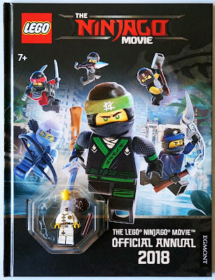The LEGO Ninjago Movie Official Annual 2018
