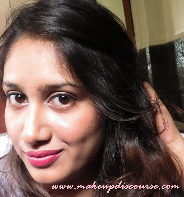 Frugal Flair: Soft Gold and Coral Makeup Tutorial with Drugstore Makeup Brands available in India