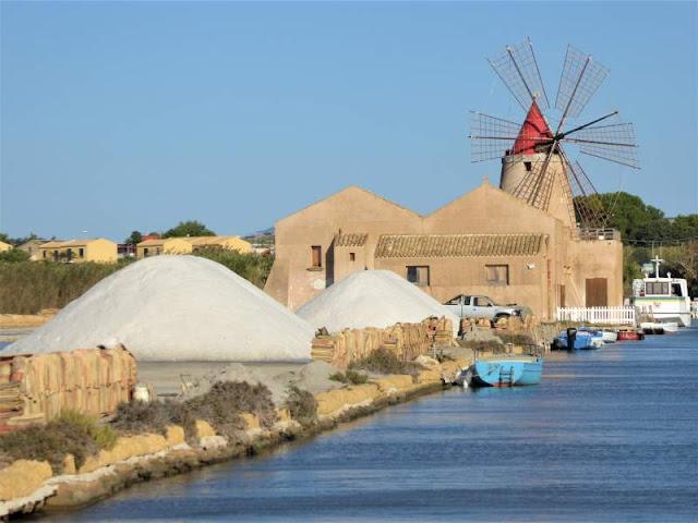 mulino e museo del sale a mozia
