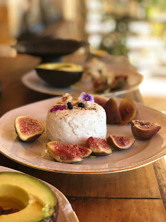 Fig pudding :