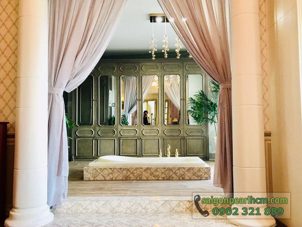 Penthouse cực đẹp và sang trọng tại Saigon Pearl Shaphire cho thuê - hình 2