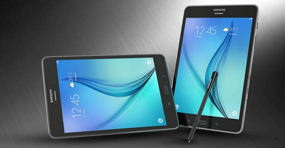 Spesifikasi Samsung Galaxy Tab A 2016