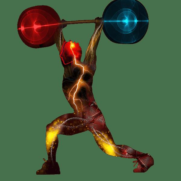 Actividad física: Halterofilia