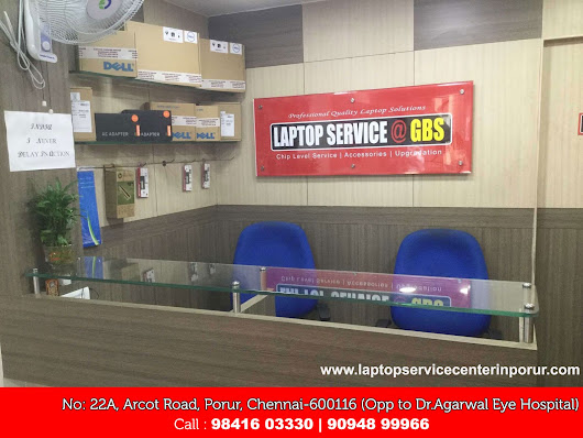 Laptop Service Center in Porur - Laptop Service @ GBS