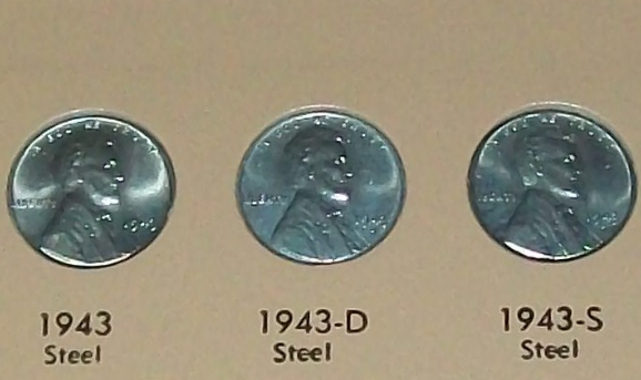 how much is a 1943 steel penny worth