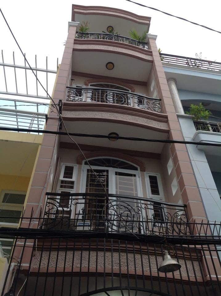 Bán nhà hẻm Nguyễn Kiệm phường 9 quận Phú Nhuận. DT 3x16m