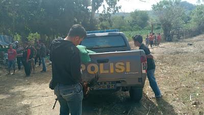 Polisi di Dompu Bubarkan Judi Sabung Ayam