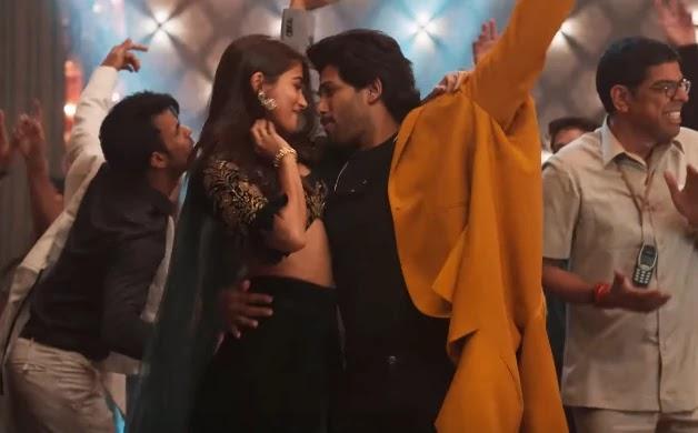 Ramuloo Ramulaa Song Teaser   Ala Vaikunthapurramloo -Allu Arjun