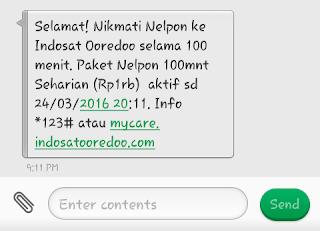 Cara Daftar Paket Nelpon Murah Indosat OoredoO 2016
