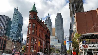 Edificio siglo XIX en Canadá