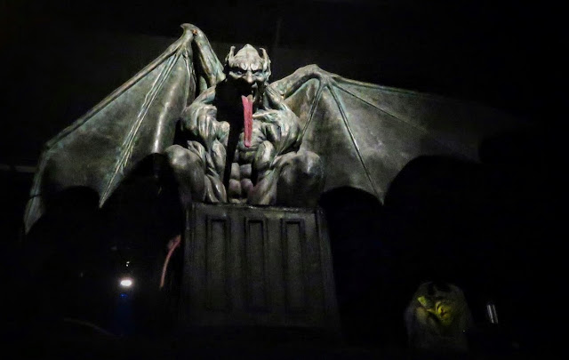 Castle Dracula Experience in Dublin - Gargoyle