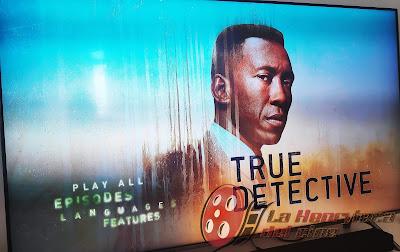 True detective Menu