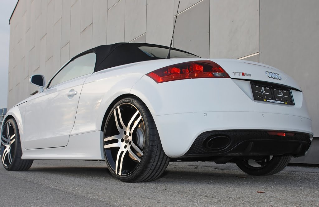 audi tt rs roadster by o ct tuning. Black Bedroom Furniture Sets. Home Design Ideas