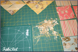 Patchwork - Sizing fabric pieces