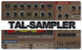 TAL-Sampler v3.2.8 incl Keygen Full version
