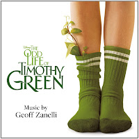 The Odd Life of Timothy Green Liedje - The Odd Life of Timothy Green Muziek - The Odd Life of Timothy Green Soundtrack - The Odd Life of Timothy Green Filmscore