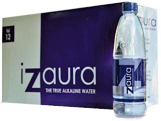 Produk Air Izaura