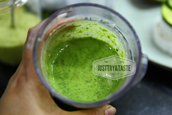 Resep Green Goddess Salad Dressing