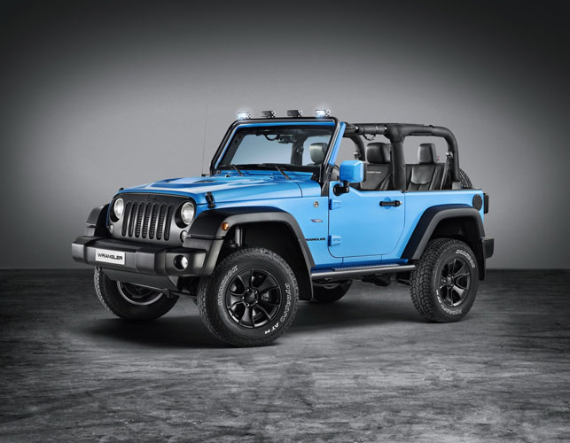 Wrangler Rubicon Mopar One Package