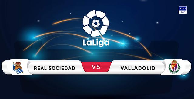 Real Sociedad vs Valladolid Prediction & Match Preview