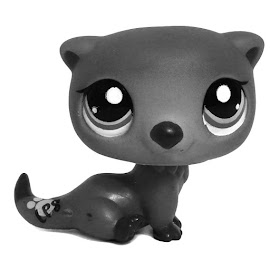 LPS Otter V1 Pets