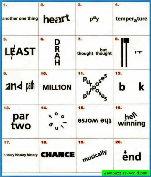 Rebus Puzzles Challenge - 2