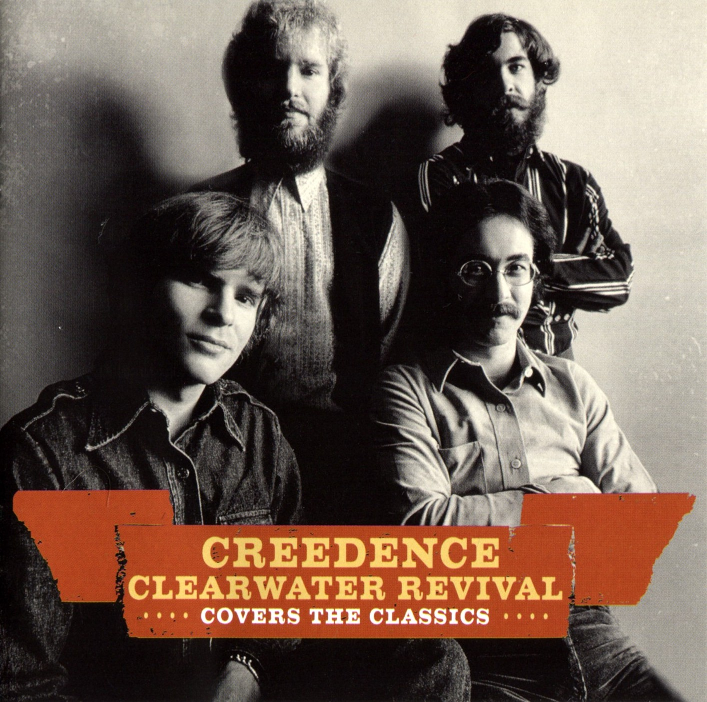 Keep The Music Alive: Creedence Clearwater Revival - Covers The