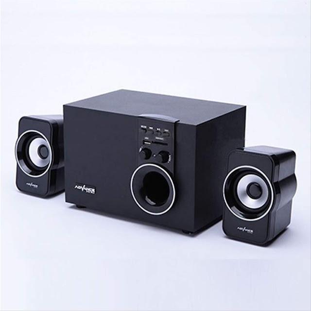 3 Speaker Aktif Advance Terbaik dengan Harga Terjangkau