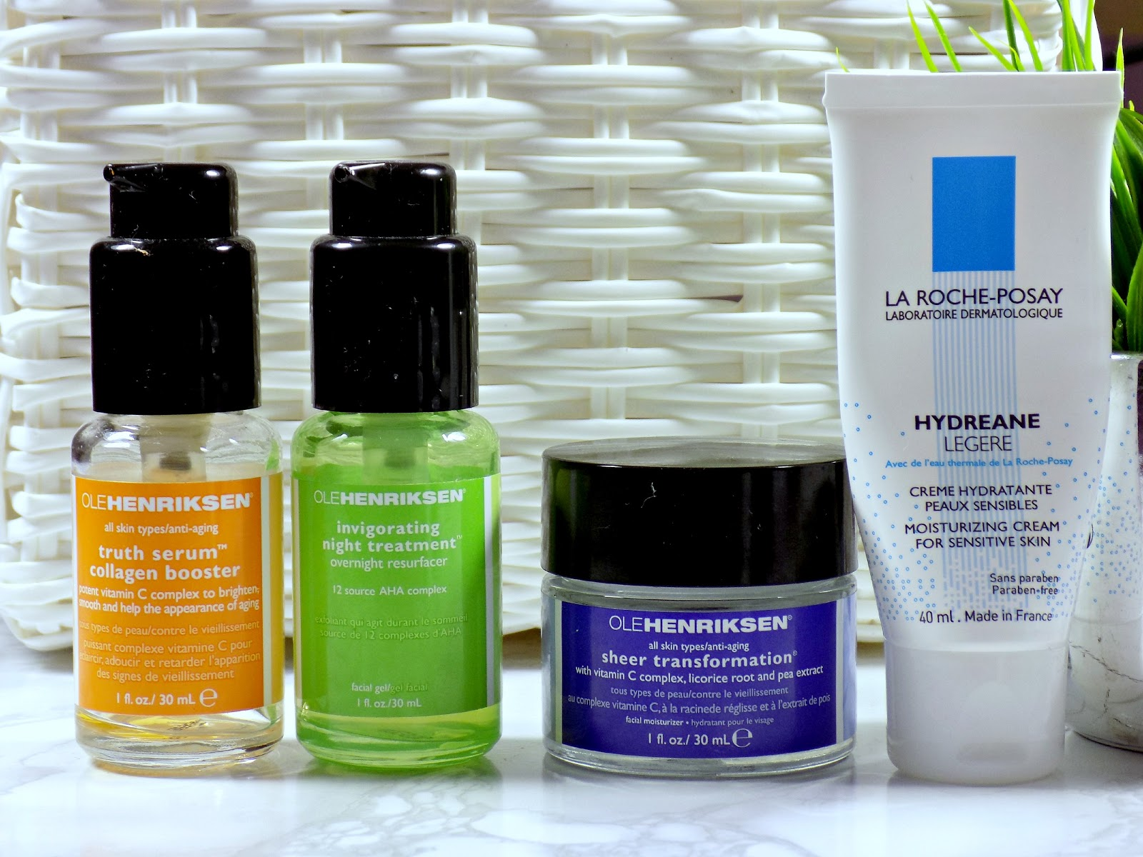 Ole Henriksen Three Little Wonders