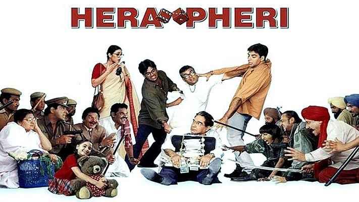 Hera Pheri (2000) Hindi 720p & 480p HDRip Downloadd