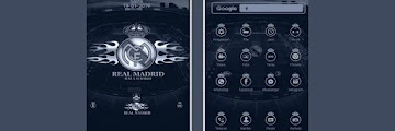Tema Real Madrid Android OPPO ColorOs