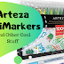 Review of the Arteza TwiMarkers
